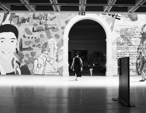 NSW Art Gallery, Sydney