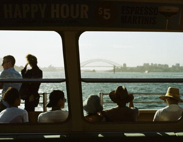 Hats, Sydney Harbour