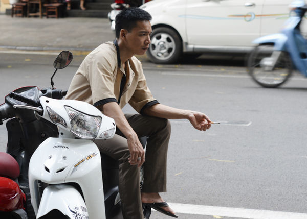 Time to quit, Hanoi