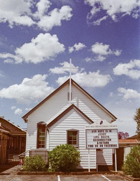 White chapel, Woy Woy