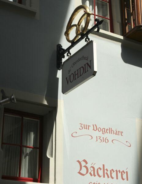 Bakery, Zurich