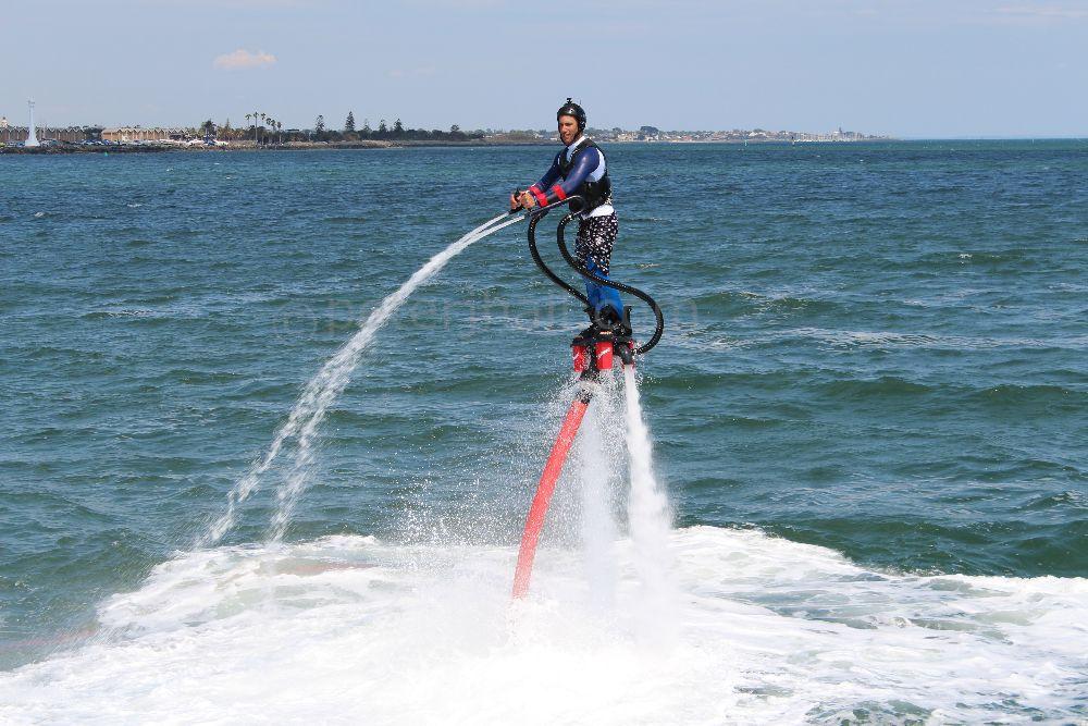 Flyboarding, St. Kilda