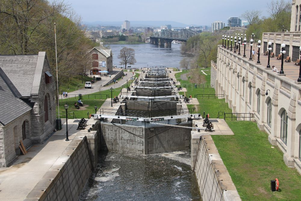 Rideau Canal and Ottawa River, Ottawa
