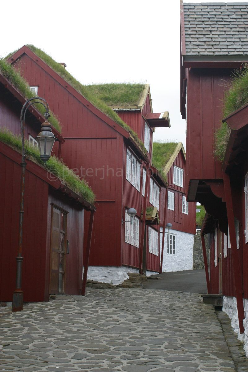 Torshavn, Capital of the Faroe Islands