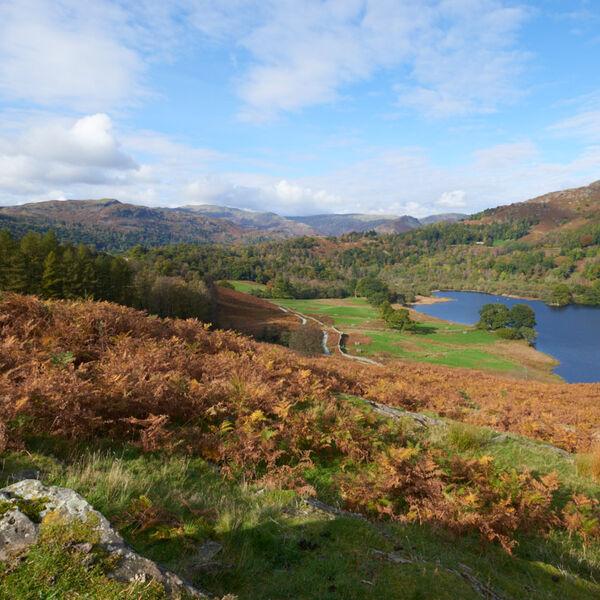 Grassmere_Cumbria looking North.