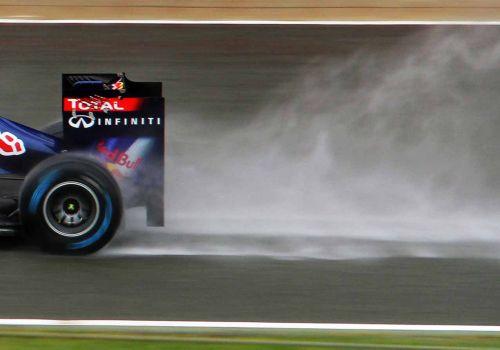 Rear Tyre Spray III