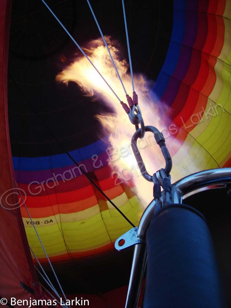 Desert Balloon Flight  Dubai