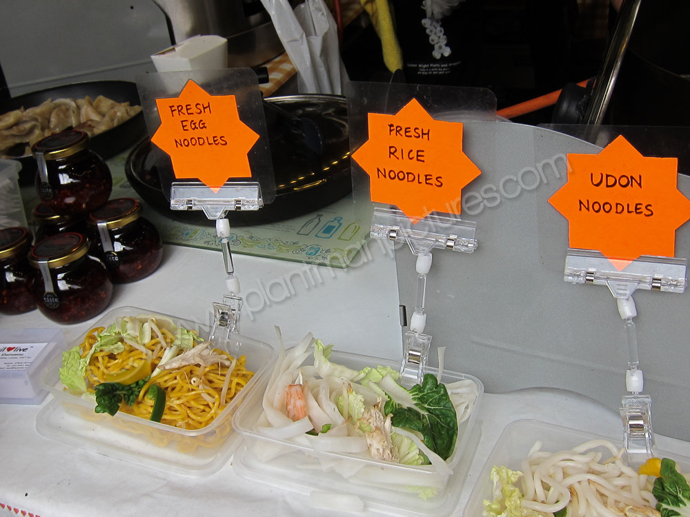 Thai Food Stall