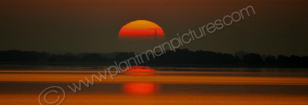 Sunrise over the Mangroves