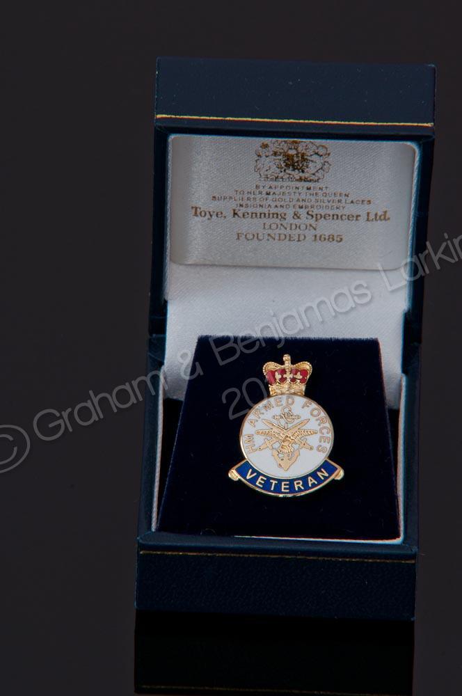 Veterans Badge