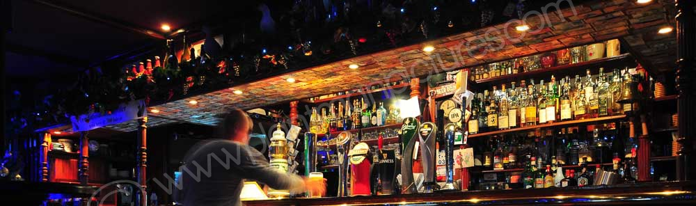 The Bar at the Black Swan