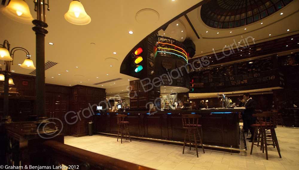 The Double Decker bar Dubai