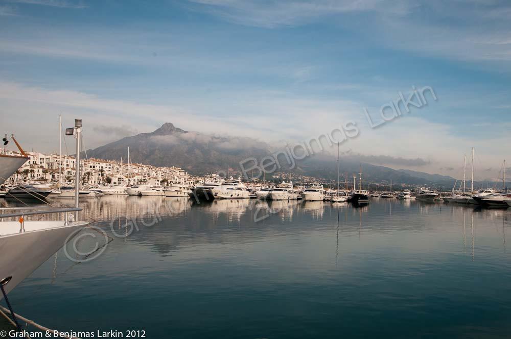 The Harbour Puerto Banus Spain