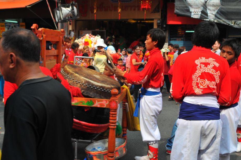 Dragon Drummers