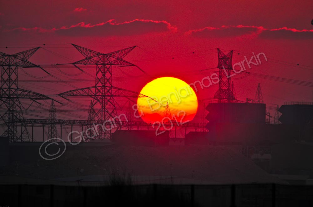 Solar Power  Al Warsan Dubai