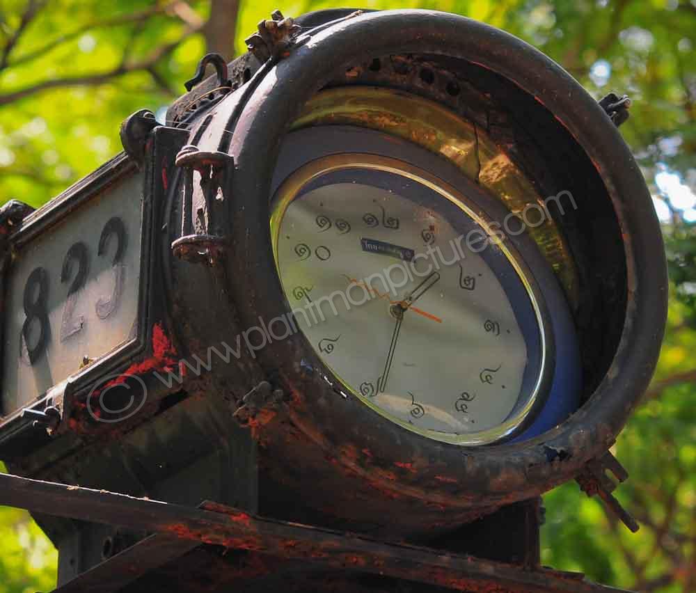 Steam Locomotive Headlight