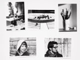 Black and White analogue course images