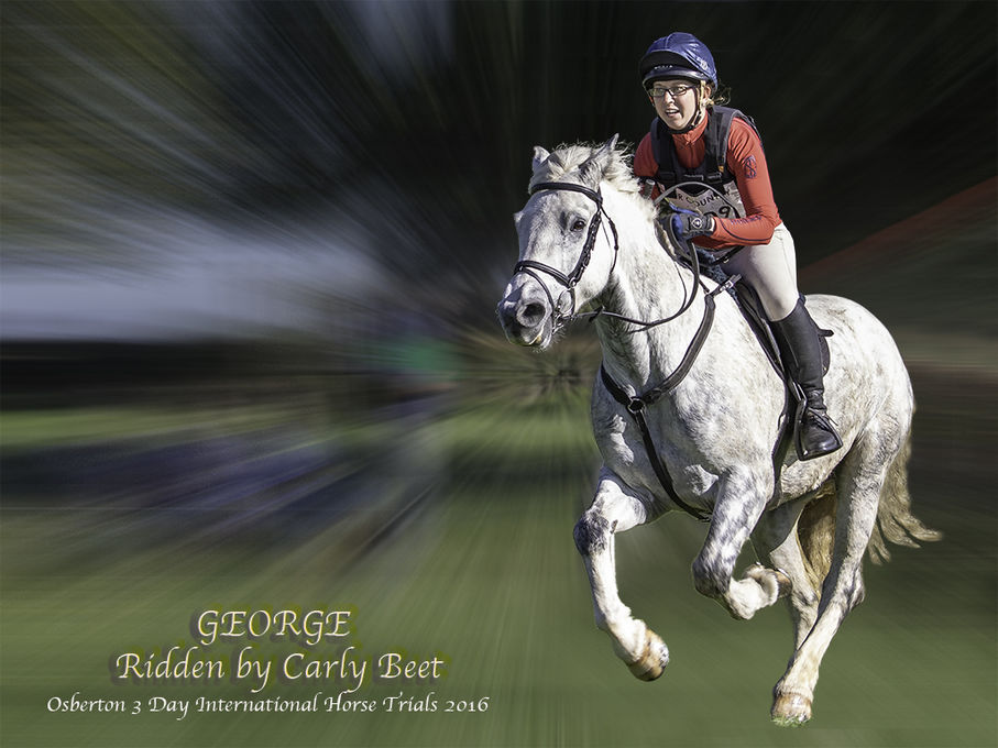 George Ridden by Carly Beet