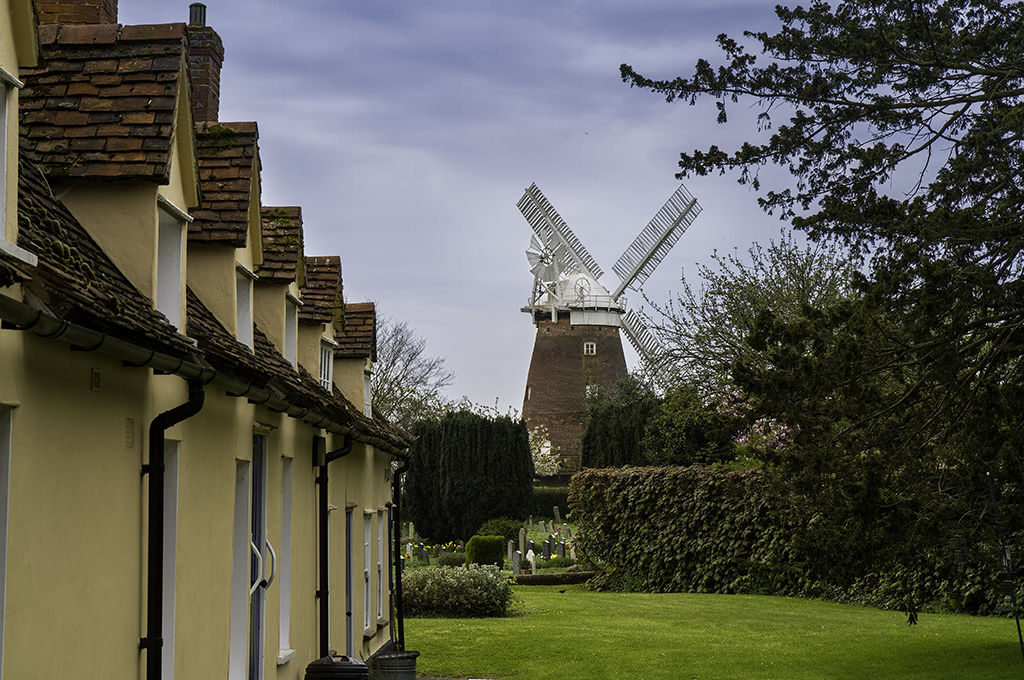 Thaxted Mill