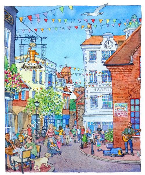 Brighton Place Rhythm