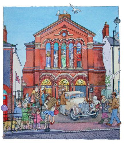 The Flea Market, Lewes