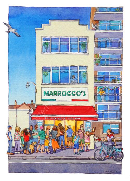 Marrocco's, Hove