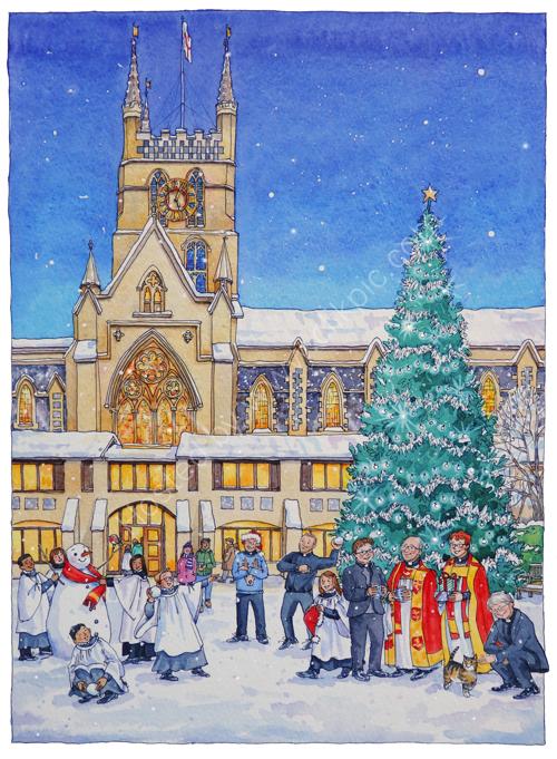 Southwark at Christmas