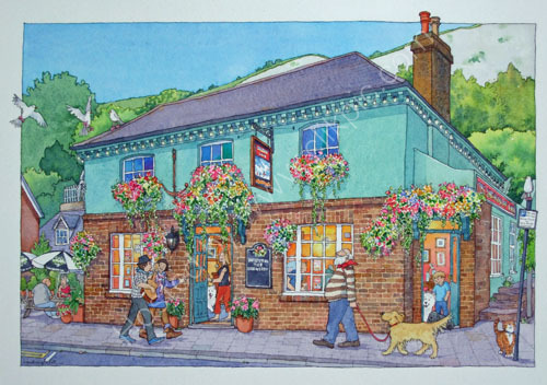 The Snowdrop Inn, Lewes