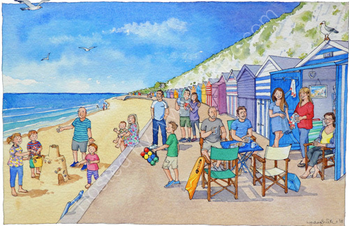 Broadstairs family portrait