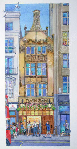 The Old Shades, Whitehall, London