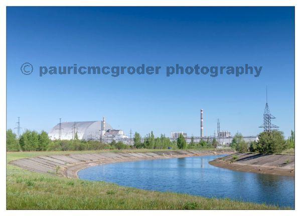Chernobyl Reactors 1 - 4