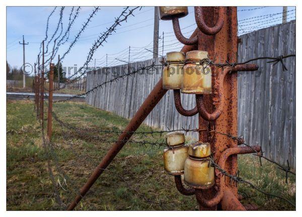 Perm 36 - Gulag prison