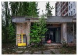Pripyat Phone Box