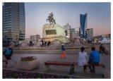 Chinggis Square - Ulan Bator