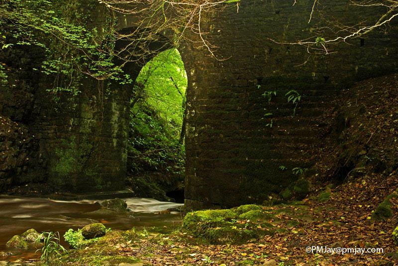 Devil's Bridge Cwm Clydach