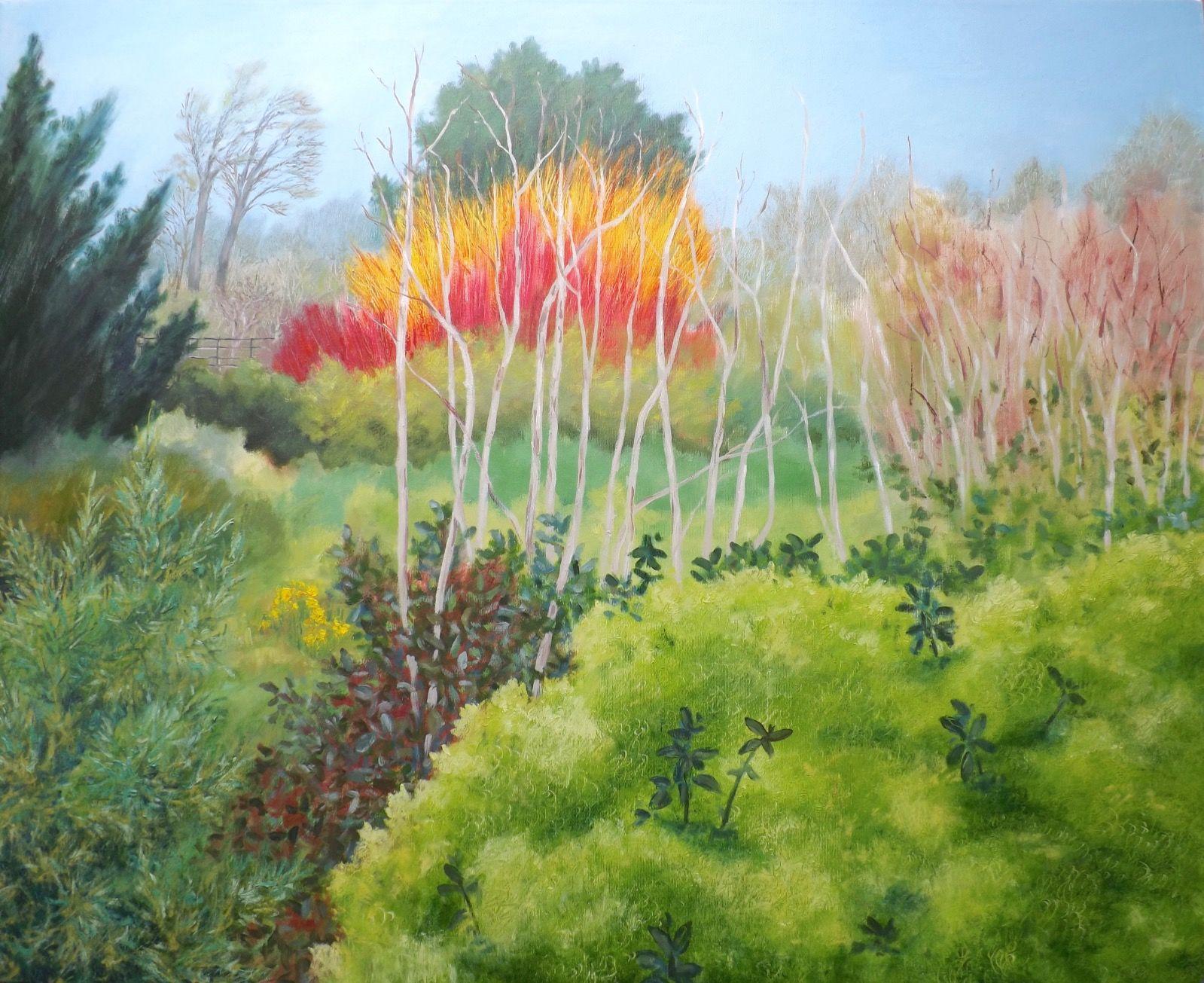 Winter Garden Spring