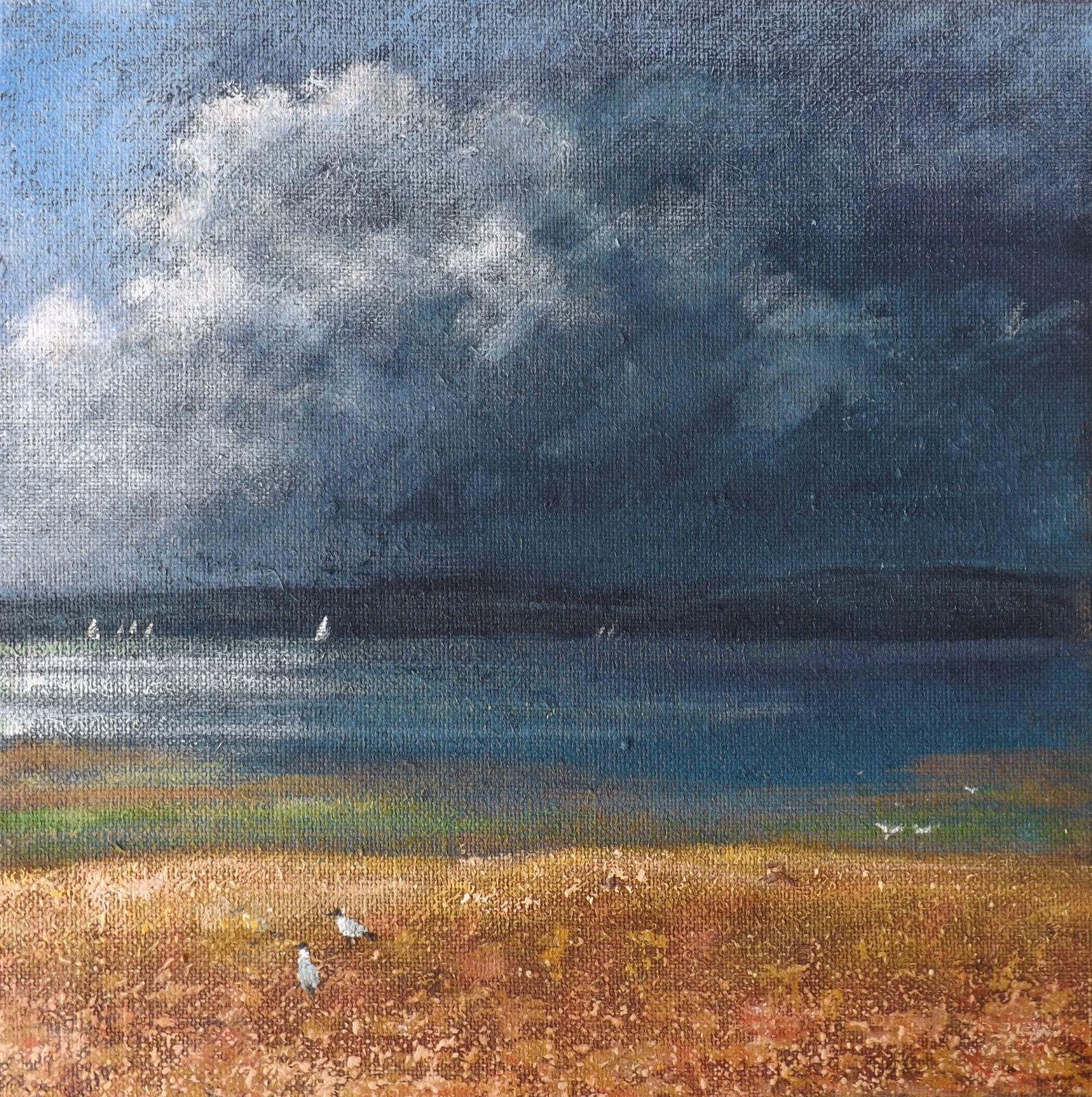 Solent Storm Clouds