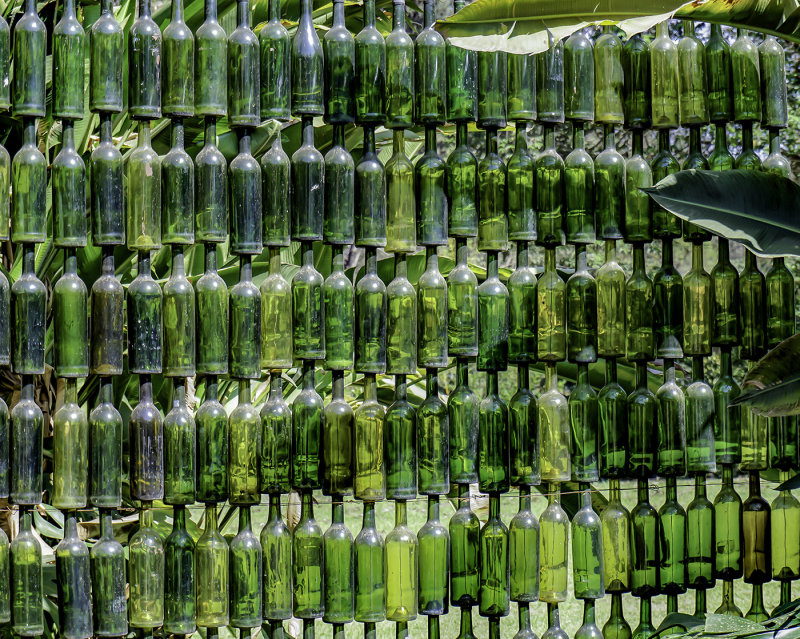 How many Bottles? by Christine Marshall