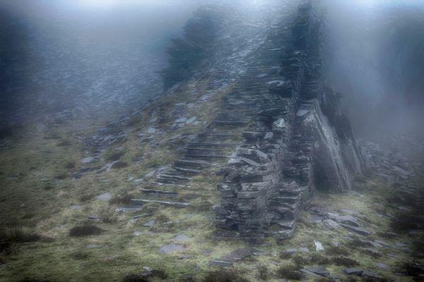 Dinorwic Stairs 2