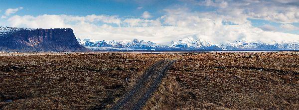 Mountain Road Panoramic 1