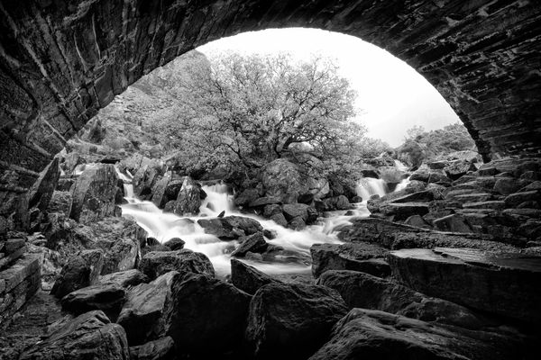 Ogwen Falls 2
