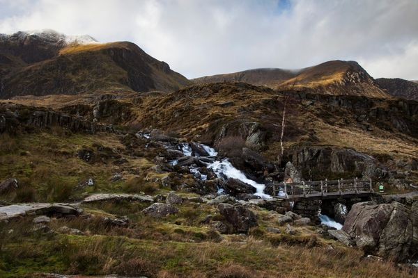 Path to Llyn Idwal 2