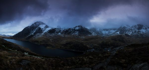The Ogwen Valley 1