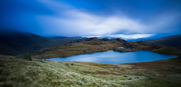 Sprinkling Tarn Lake District