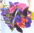 Country-style posies