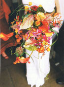 Free-style bouquet