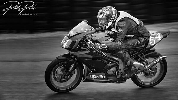 Aprilia 54 At Top Speed