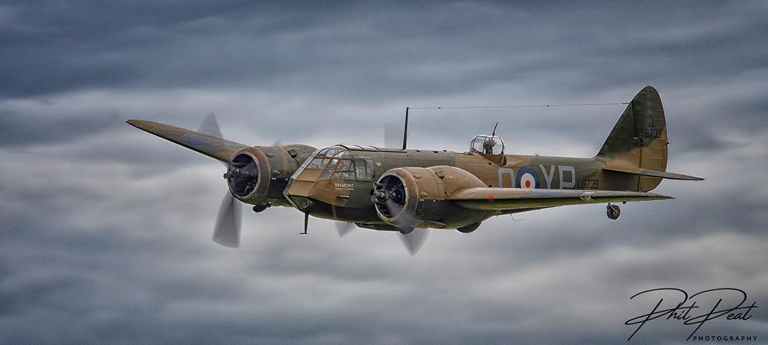 Bristol Blenheim Bomber