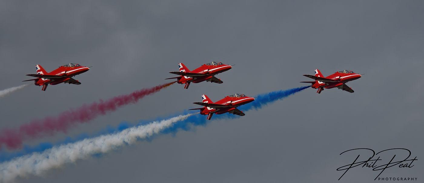 Four Reds