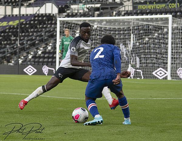 Guarding The Goal